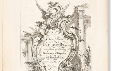Collins J (18th century) A New Book of Shields Composed of a