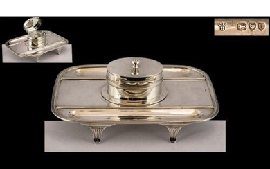 Victorian Period Superb Quality Sterling Silver Ladies or Ge...
