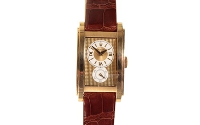 A ROLEX CELLINI PRINCE 18CT GOLD GENTLEMAN'S WRISTWATCH in a...