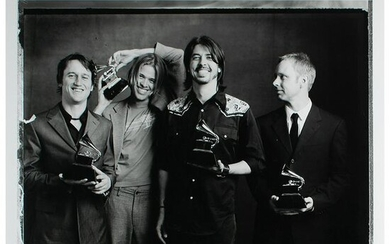 Foo Fighters Photograph by Danny Clinch