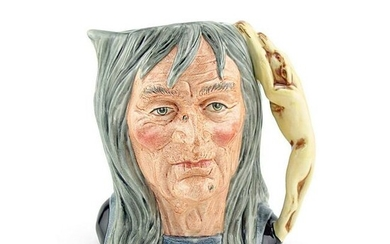 Pendle Witch D6826 - Large - Royal Doulton Character