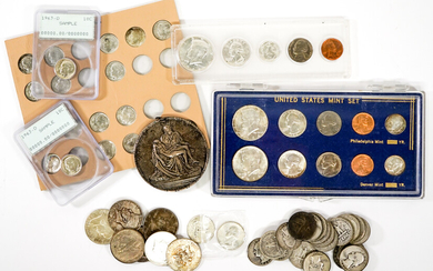 Vintage U.S. Silver Coins and more