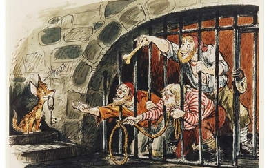 Disney Gallery Pirates of the Caribbean Concept Art