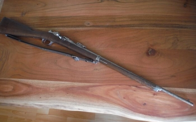 France - 19th Century - Mid to Late - GRAS de Cadet rifle (for cadets), caliber 11 mm Gras reduced - Rifle - 11x51R