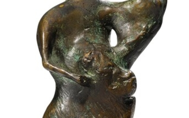 Henry Moore, Maquette for Mother and Child: Upright