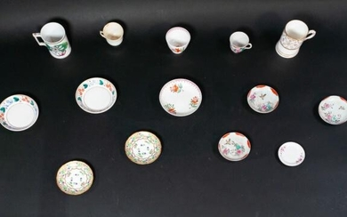 Lot of Teacups and Saucers