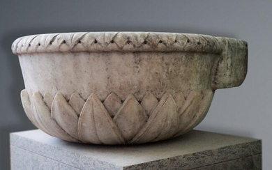 STOUP IN MARBLE