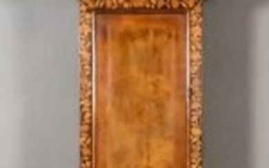 A Late 17th/Early 18th Century Walnut and Marquetry Longcase...