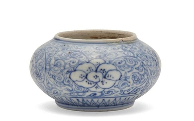 Chinese Blue and White Small Pot