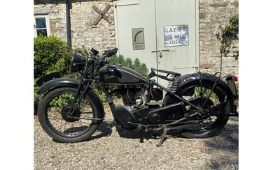 1946 Velocette MAC Being sold without reserve Registration ...