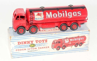 Lot details A Dinky Toys No. 941 Foden 14-ton...