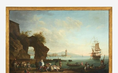 Manner of Claude Joseph Vernet (French, 1714–