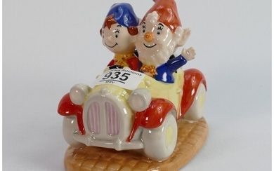 Royal Doulton tableau Noddy and Big Ears: limited edition by...