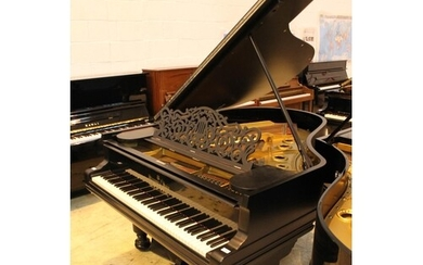 Steinway (c1893) An 'old style' 85-note 6ft Model A grand pi...