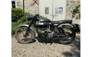1962 Velocette Viper Being sold without reserve Registration...