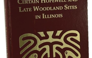 Book: Certain Hopewell and Late Woodland Villages in