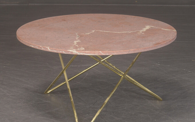 Dennis Marquart for OXDenmarq. Sofabord model 'O table'