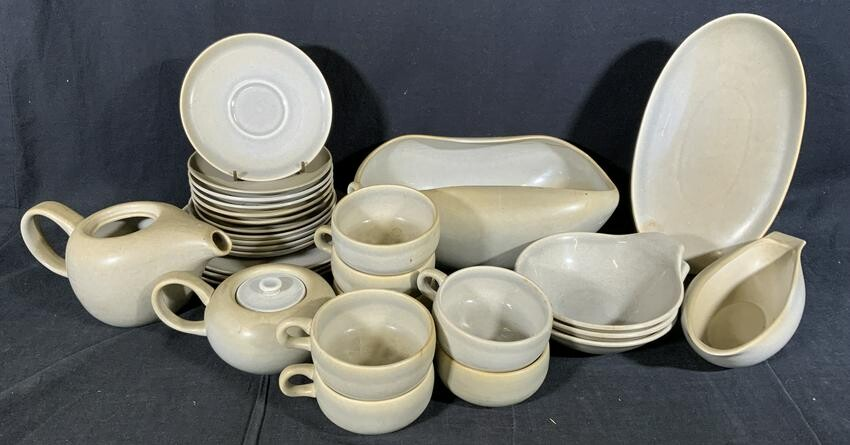 Group Lot 30 RUSSEL WRIGHT Ceramic Serving Set