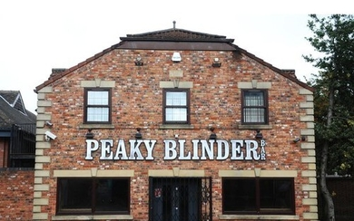 Peaky Blinders, Doncaster Road, Scunthorpe DN15 7DE Guid...