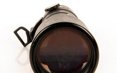 Telephoto Lens 200mm with Monopod Mount