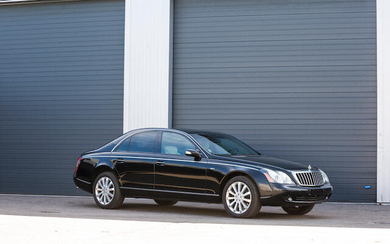 2006 Maybach 57S Sports Saloon, Chassis no. WDB 240079 1A 001676