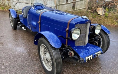 1937 Talbot BD75 Sports Special