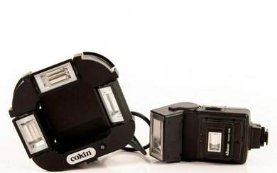 2 Flash Photography Accessories