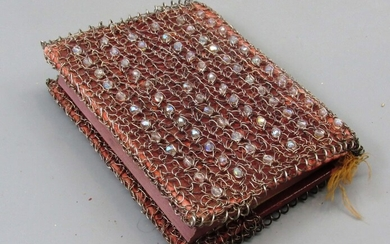 """Book of Psalms Published by """"Yesodi"""" Coated in a Silver Thread Cover"""