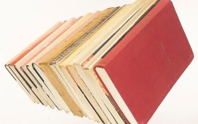 Large lot various editions of well-known book, 11 books in...
