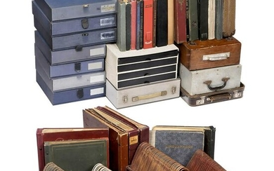 Record Albums, Stands and Cases for Shellac Records