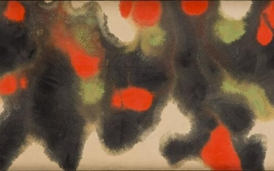 Stanley Twardowicz (1917 - 2008) Abstract composition