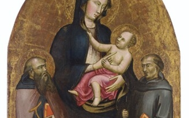 MASTER OF SANT'IVO (ACTIVE FLORENCE, C. 1390-1415)