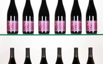 12 B CROZES-HERMITAGE CUVÉE GHANY Rouge Domaine...