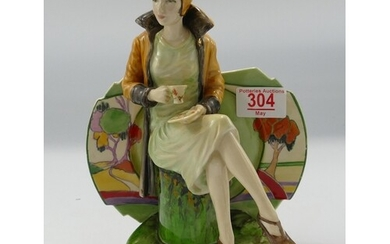 Kevin Francis Peggy Davies figure Artists colourway figure :...