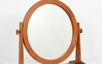 Large Jorges Pederson Mirror on Stand