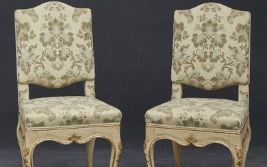 Pair of chairs 20th Century