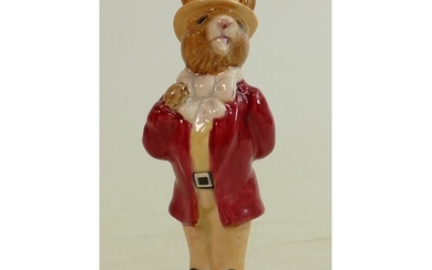 Royal Doulton Bunnykins figure Uncle Sam DB50: In a differen...