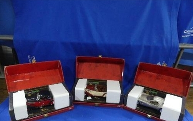 Three Guiloy 1:18 scale die-cast Models, including the 1937 ...