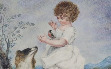 Early 19th Century English School - Pair of watercolours...
