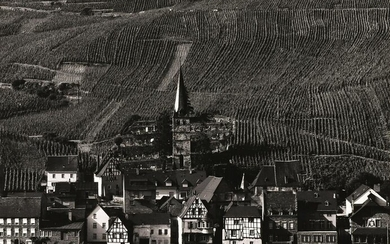 HENRY GILPIN - Mosel River, 1970