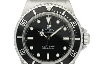 Rolex Oyster Perpetual Submariner 14060 No Date Men's
