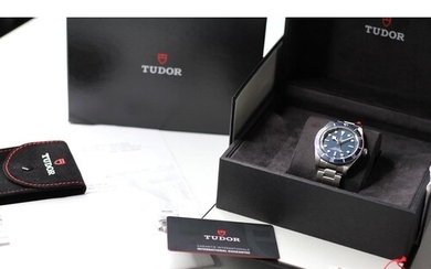 TUDOR BLACK BAY 58 BLUE REFERENCE 79030B 2020 BOX PAPERS AND...