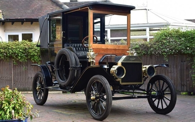 1909 Ford Model T Town Car