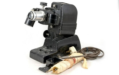 An Uncommon GB Model 38 35mm Projector.
