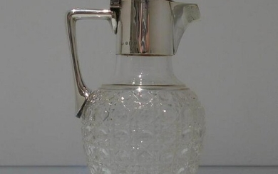 Early 20th Century Antique George V Sterling Silver &