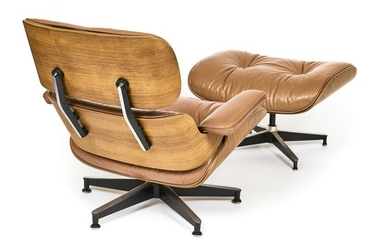Charles and Ray Eames for Herman Miller chair and