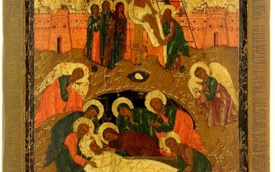 Descent from the Cross and Placing in the Tomb
