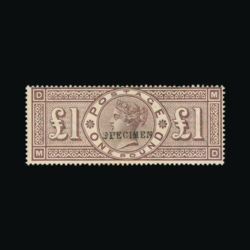 Great Britain - QV (surface printed) : (SG 185) 1884 Crowns ...