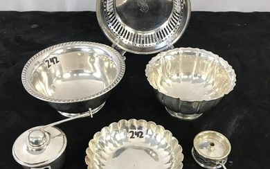 Group of Silver and Sterling bowls and More!