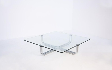 Low table by Gianfranco Frattini 1970